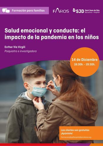Webinar Salud Emocional y Conducta