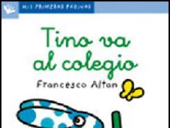 Tinet va a l'escola