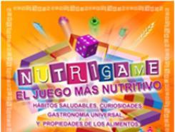 Nutrigame, el joc més nutritiu