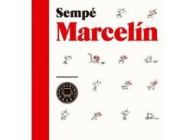 """Portada del libro """"Marcelín"""""""