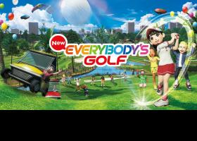 Imatge del videojoc Everybody's Golf
