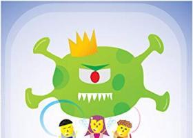 El virus malvado y los niños poderosos