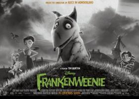 Película Frankenweenie