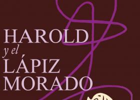 """Portada del libro """"Harold y el Lápiz Morado"""""""