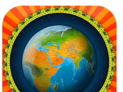 App Barefoot World Atlas