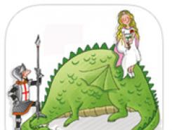 App Sant Jordi i el drac
