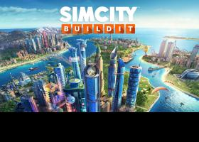 SIMS CITY BUILD IT