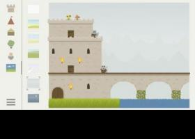 "Imatge app ""Castle Blocks"""