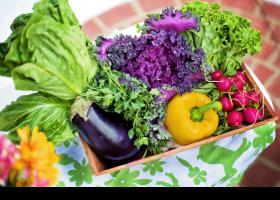 Cistella de vegetals