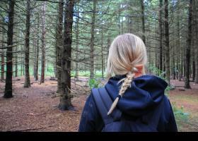 Chica aventurera