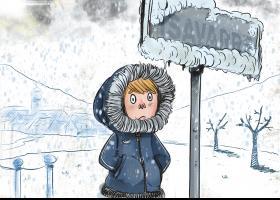 Ilustración del cuento: ¿Ha llegado mi paquete?
