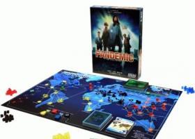 Pandemic, juego cooperativo descrito y sugerido en esta recomendación
