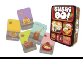 El joc de cartes, SushiGo