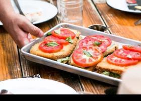 Como presentar un plato de comida saludable para niños y niñas