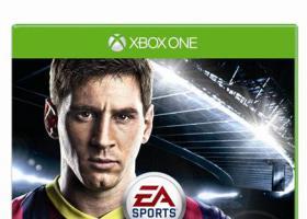 Portada del videojuego FIFA14