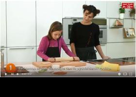 Imagen de la vídeoreceta: desayunos divertidos para el cole