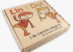 Lin i Dot i la vareta màgica