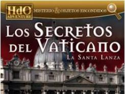 Tapa videojuego: Els secrets del Vaticà