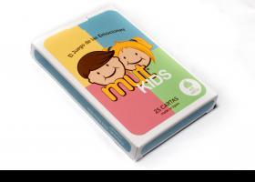 Mutkids, joc de cartes sobre emocions
