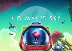 """Portada del videojuego """"No man's sky: Beyond"""""""