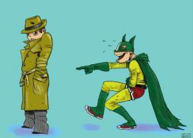 Ilustración del cuento: ¿Y tú, de qué te disfrazas?