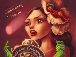 Portada libro Swinging Christmas