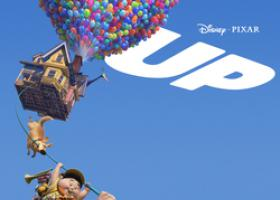 "Portada de la película ""Up"""