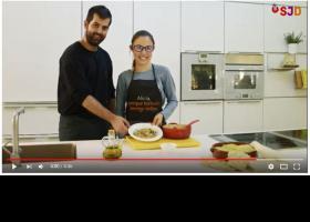 Imagen de la videoreceta de pasta