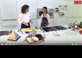 Fotograma de la videoreceta de platos exóticos
