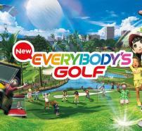Imatge del videojoc Everybody's Golf