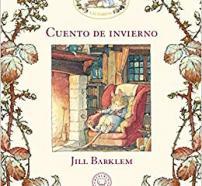 """Portada del conte """"Conte d'hivern"""", versió en castellà"""