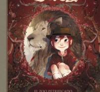 Portada del cómic Los diarios de Cereza: El zoo petrificado