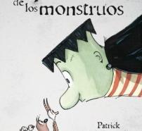 """Portada del libro """"El monstruo de los monstruos"""""""