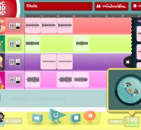 """Imatge de l'app """"Tocandroll"""""""