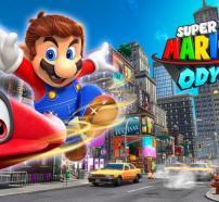 Videojoc Super Mario Odyssey