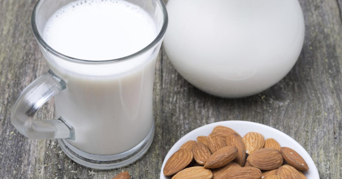 alimentos con calcio sustitutos de la leche