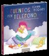 """Portada del libre """"Contes per telèfon"""""""