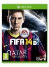 Portada del videojoc FIFA14