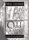 """Portada del libro """"Odd y los gigantes de escarcha"""""""
