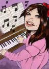 Il·lustració del conte: La música més bella